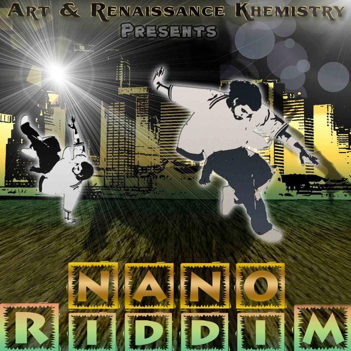 JAH Z/WARREN H - Nano Riddim