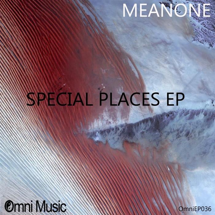 MEANONE - Secret Places EP