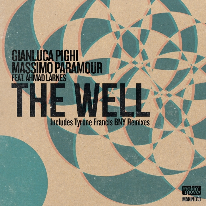 GIANLUCA PIGHI/MASSIMO PARAMOUR feat AHMAD LARNES - The Well (remixes)