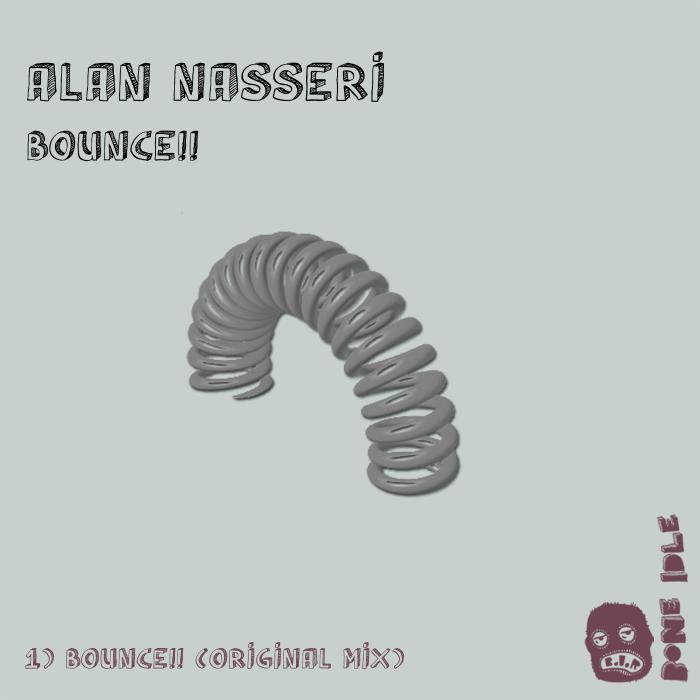 NASSERI, Alan - Bounce!!