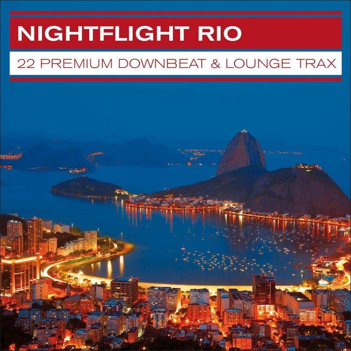 DJ MARETIMO/VARIOUS - Nightflight Rio 22 Premium Downbeat & Lounge Trax