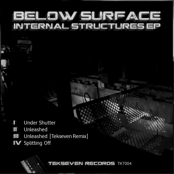 BELOW SURFACE - Internal Structures EP