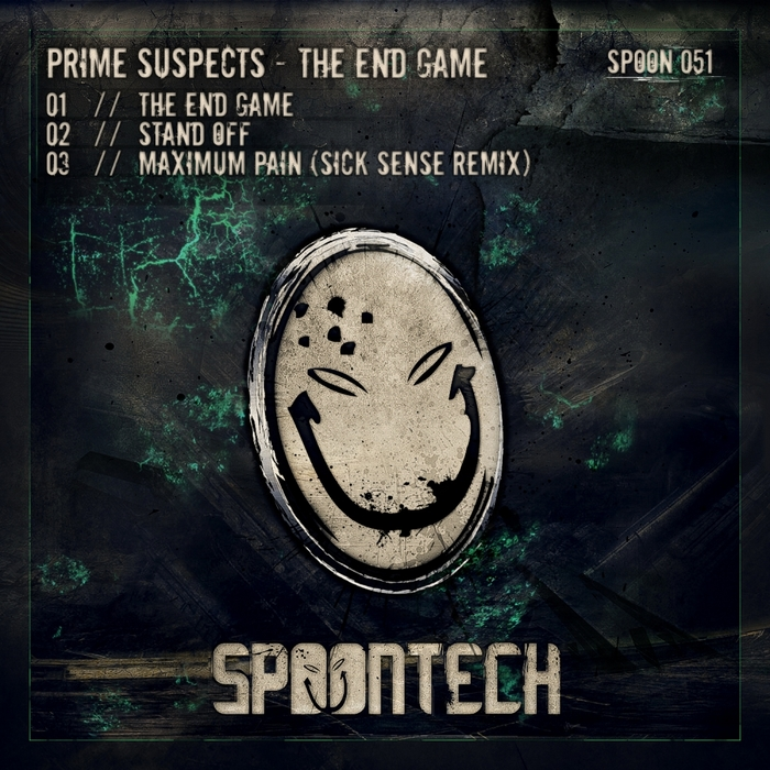 PRIME SUSPECTS - The End Game