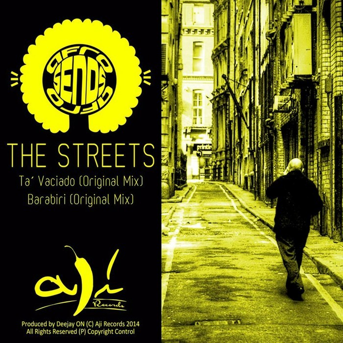 AFRO SENDS - The Streets