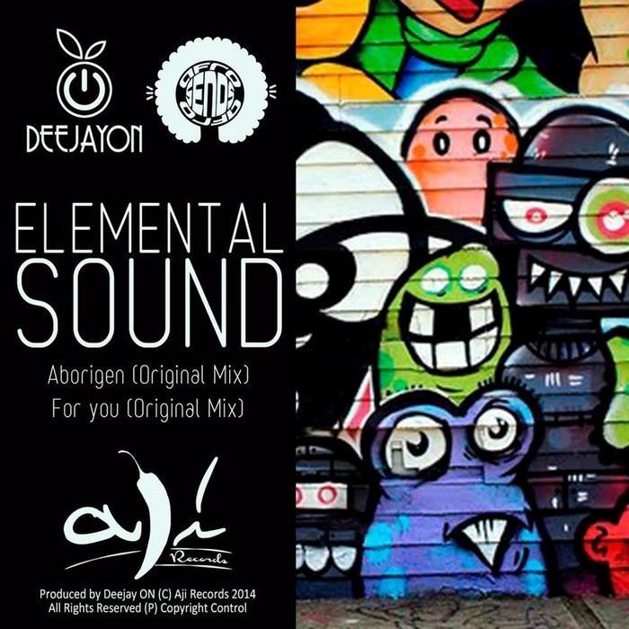 AFRO SENDS/DEEJAY ON - Elemental Sound