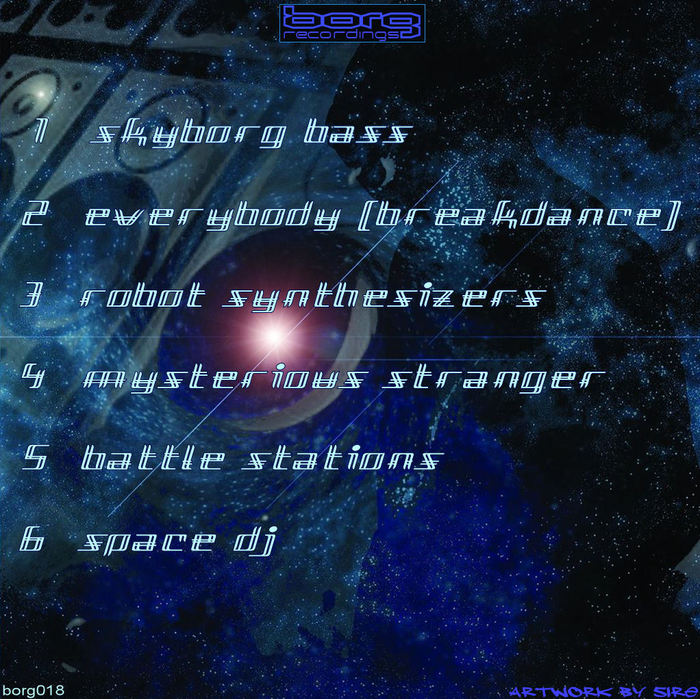 SKYBORG - From Bass To Space