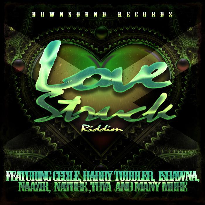 VARIOUS - Downsound Records Love Struck Riddim
