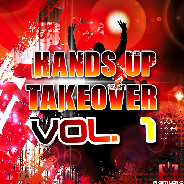 VARIOUS - Hands Up Takeover Vol 1