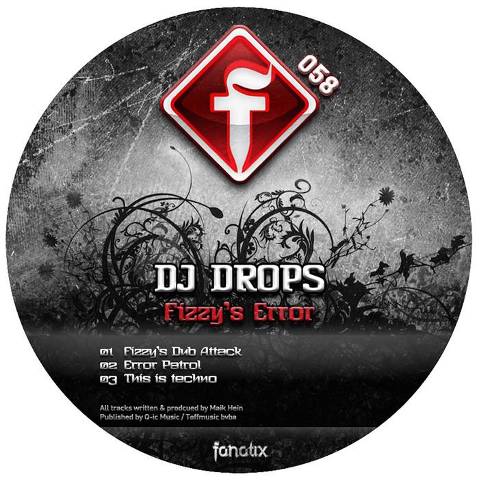 DJ DROPS - Fizzy's Error