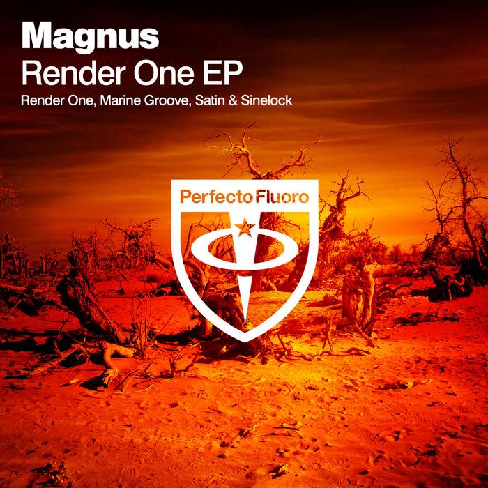 MAGNUS - Render One EP