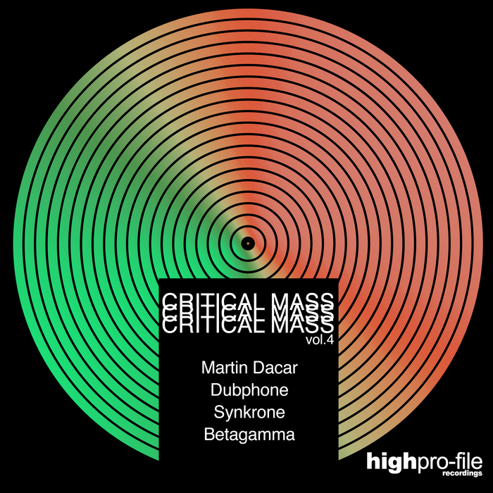VARIOUS - Critical Mass Vol 4