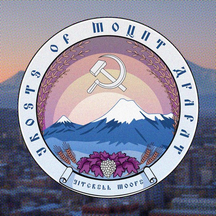 GITCHELL MOORE - Ghosts Of Mount Ararat