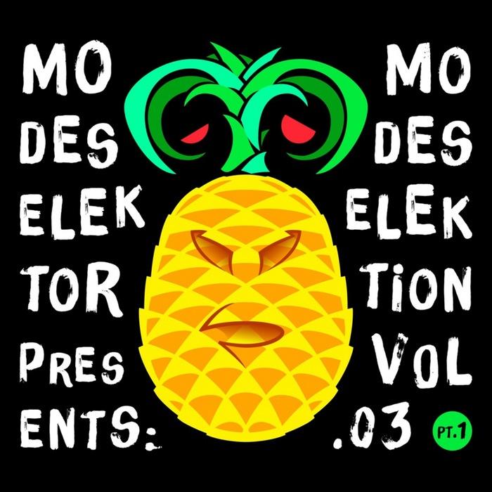 MODESELEKTOR - Modeselektion Vol 03 Part 1