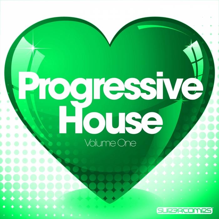 VARIOUS - Love Progressive House Vol 1
