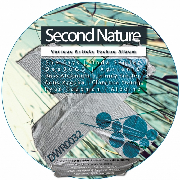 VARIOUS - Second Nature
