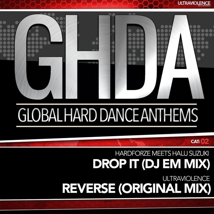 HARDFORZE meets HALU SUZUK/ULTRAVIOLENCE - GHDA Releases S2 02