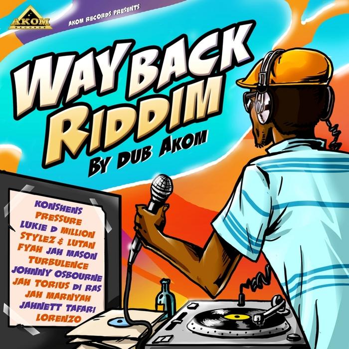 VARIOUS - Way Back Riddim