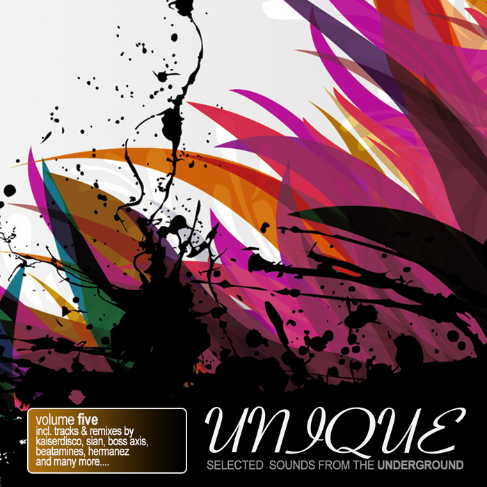 VARIOUS - Unique Vol 5: Selected Sounds From The Underground