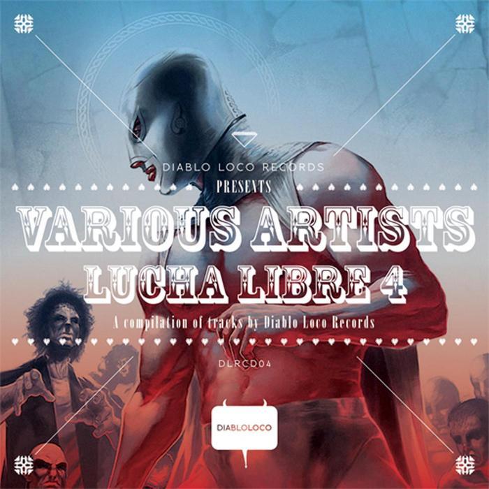 VARIOUS - Lucha Libre 4