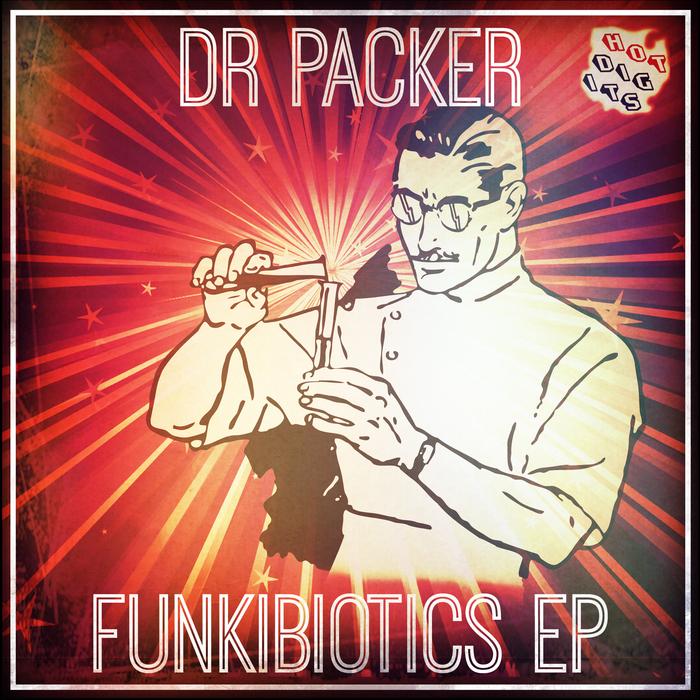 DR PACKER - Funkibiotics EP