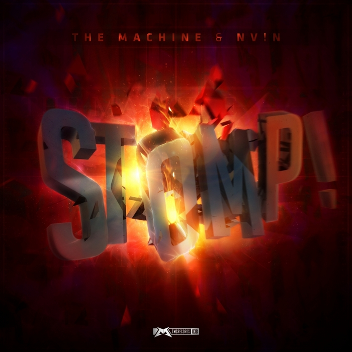 MACHINE, The/NV!N - Stomp