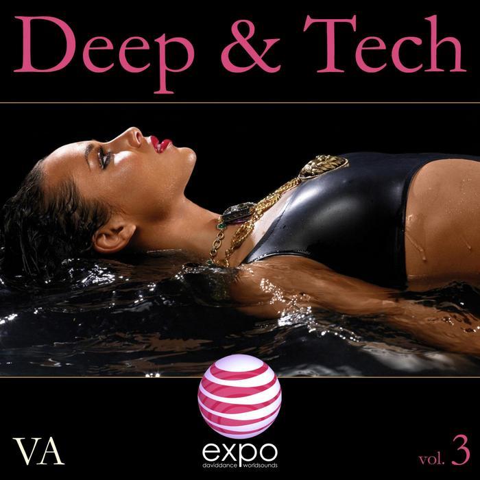 VARIOUS - Deep & Tech Vol 3
