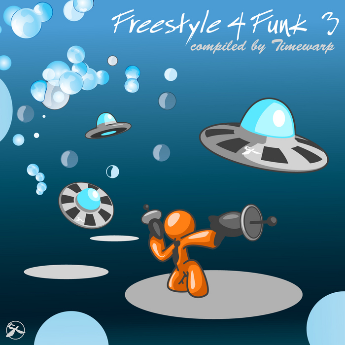 VARIOUS - Freestyle 4 Funk 3 (Compiled By Timewarp)