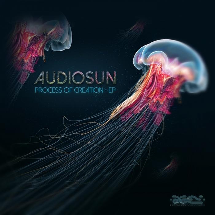 AUDIOSUN - Process Of Creation