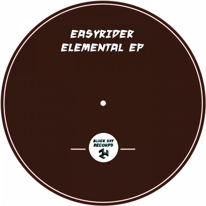 EASYRIDER - Elemental EP