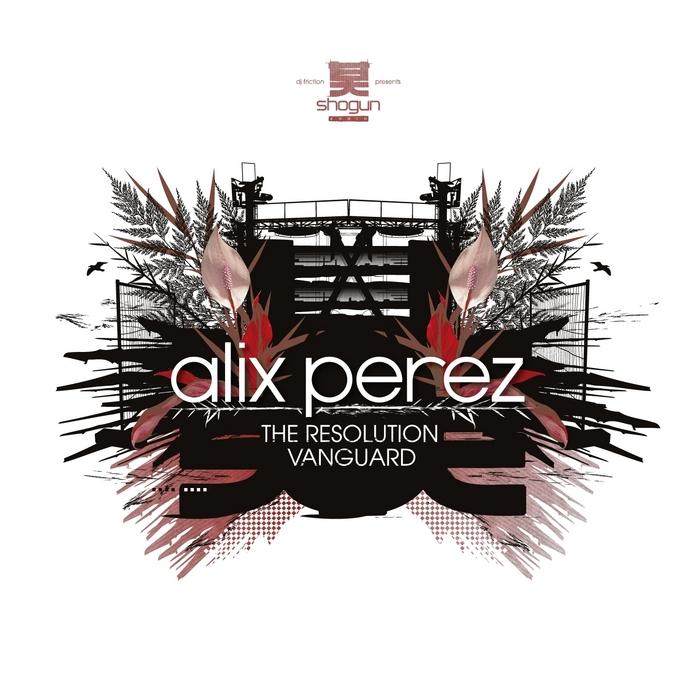 PEREZ, Alix - The Resolution/Vanguard