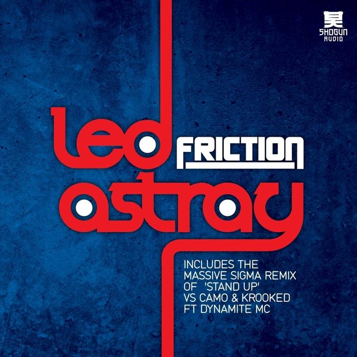 FRICTION - Led Astray EP