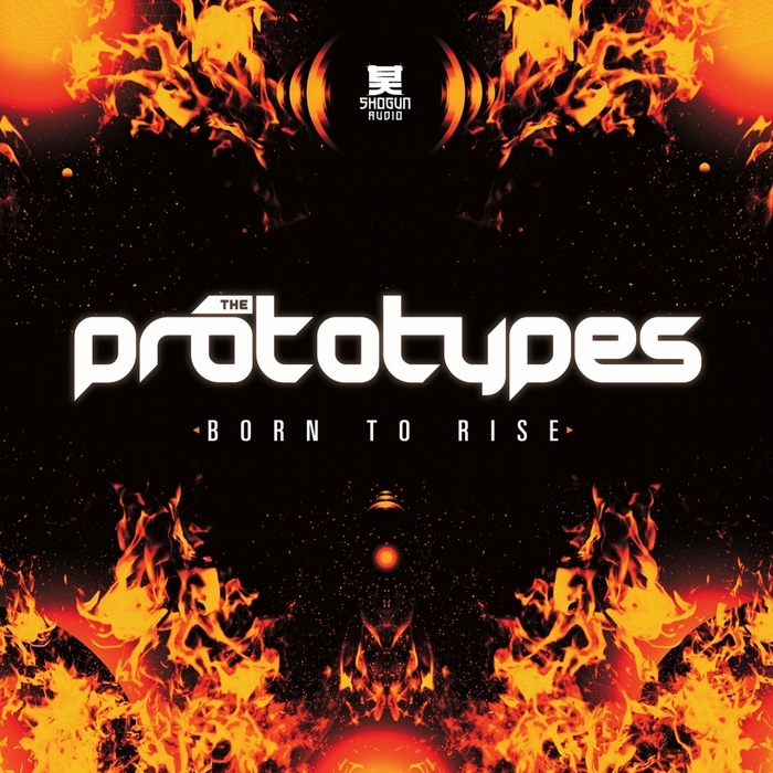 PROTOTYPES, The - Born To Rise EP