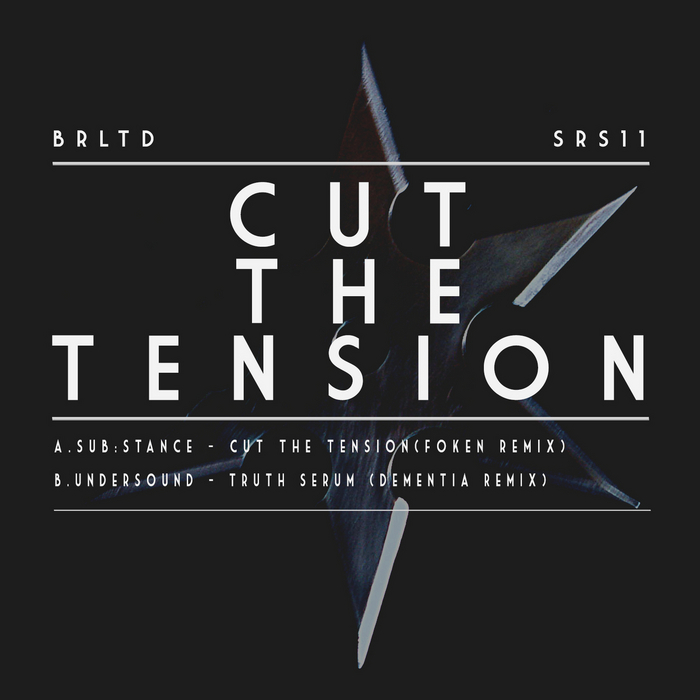 SUB:STANCE - Cut The Tension (Foken Remix)