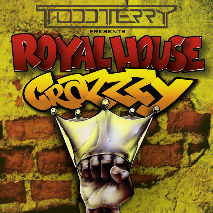 TERRY, Todd/ROYAL HOUSE - Crazzzy (Todd Terry Presents Royal House)