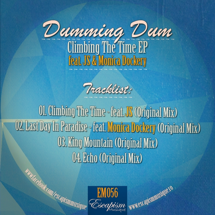 DUMMING DUM - Climbing The Time EP