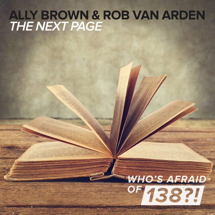 BROWN, Ally/ROB VAN ARDEN - The Next Page