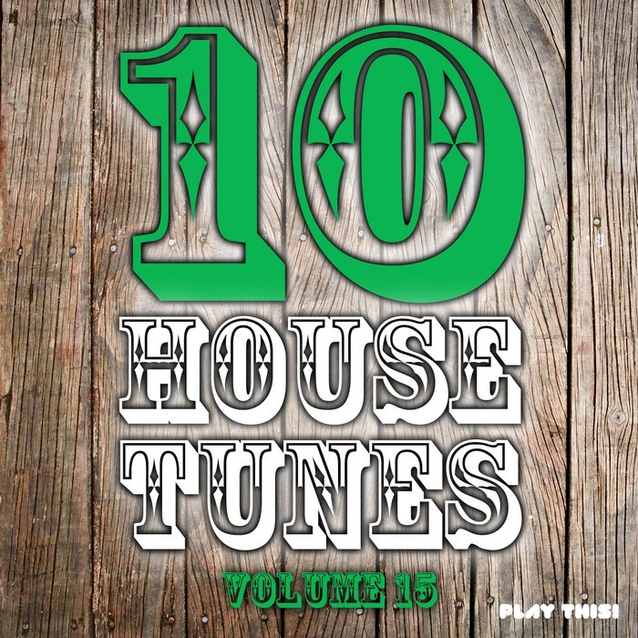 VARIOUS - 10 House Tunes Vol 15