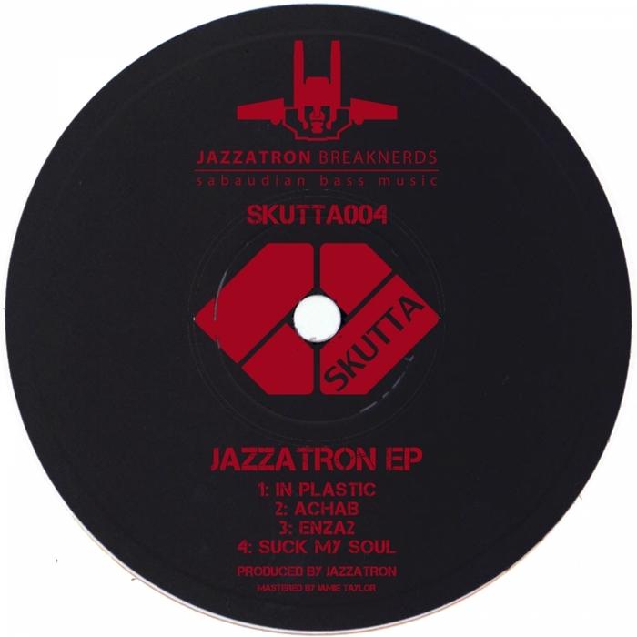 JAZZATRON - Jazzatron EP