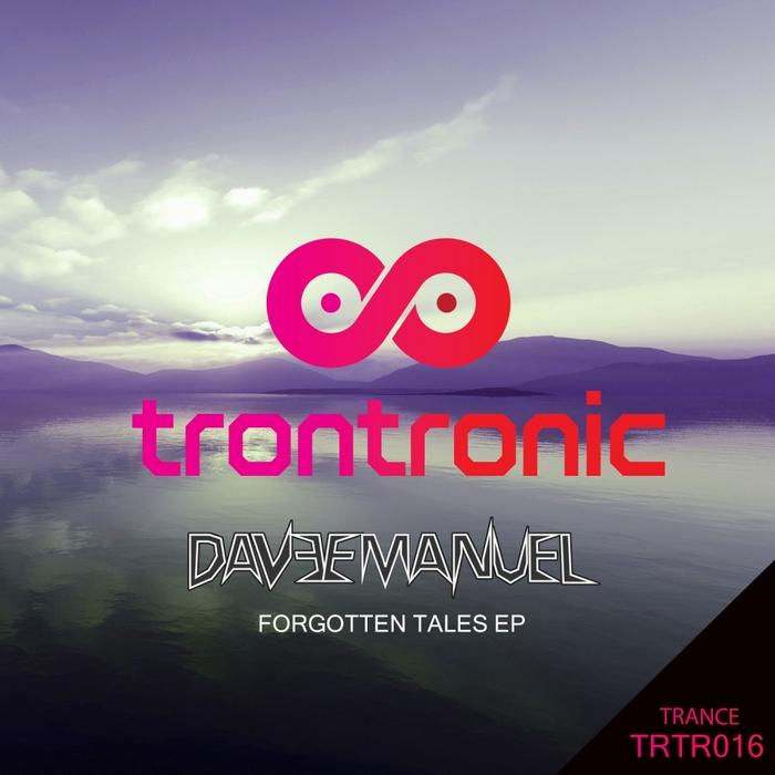 EMANUEL, Dave - Forgotten Tales EP