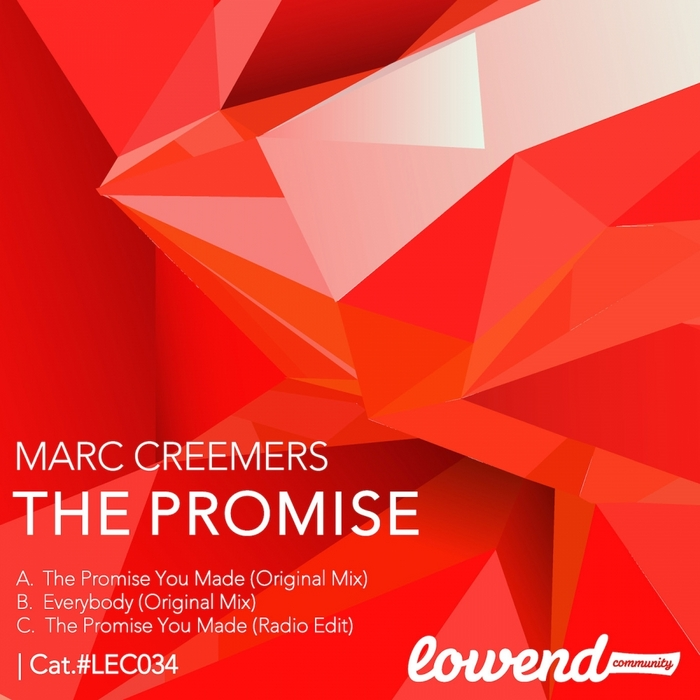 CREEMERS, Marc - The Promise