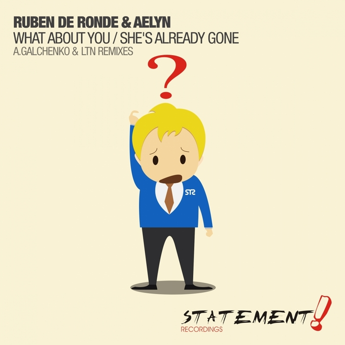 DE RONDE, Ruben/AELYN - What About You