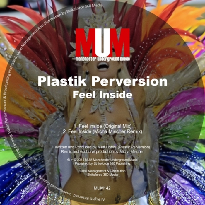 PLASTIK PERVERSION - Feel Inside