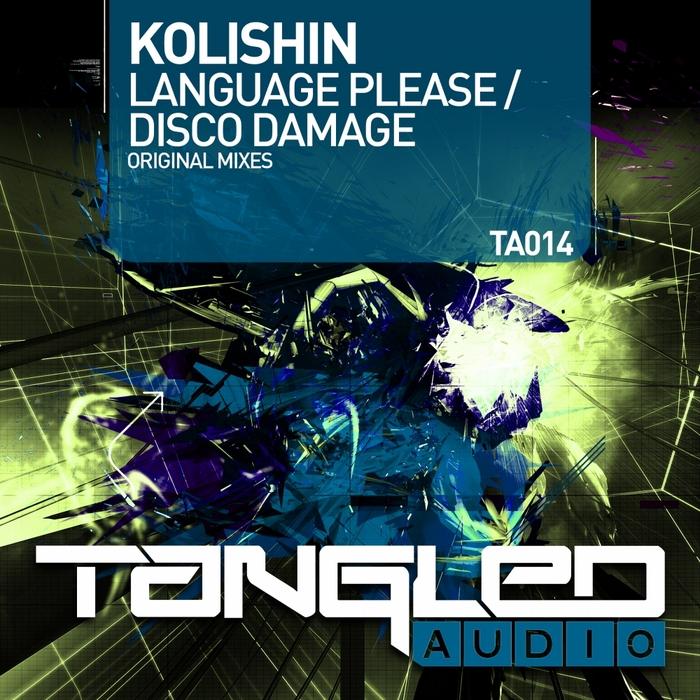 KOLISHIN - Language Please/Disco Damage