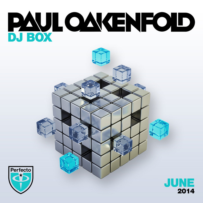 OAKENFOLD, Paul/VARIOUS - DJ Box: June 2014