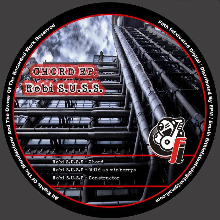 SUSS, Robi - Chord EP