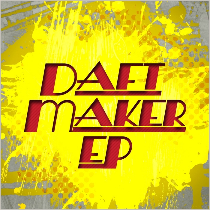 KION, Akon/MING YOUN/MOOG FORCE/MICHAEL DOREM/BYSMAR - Daft Maker EP