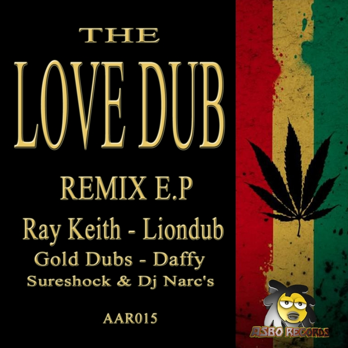 DAFFY - Love Dub EP (remixes)