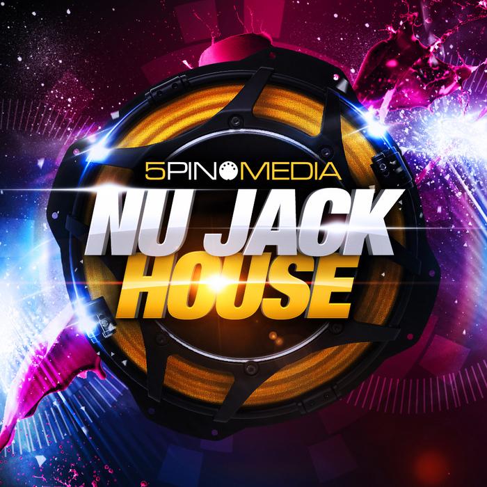 5PIN MEDIA - Nu Jack House (Sample Pack WAV/APPLE)