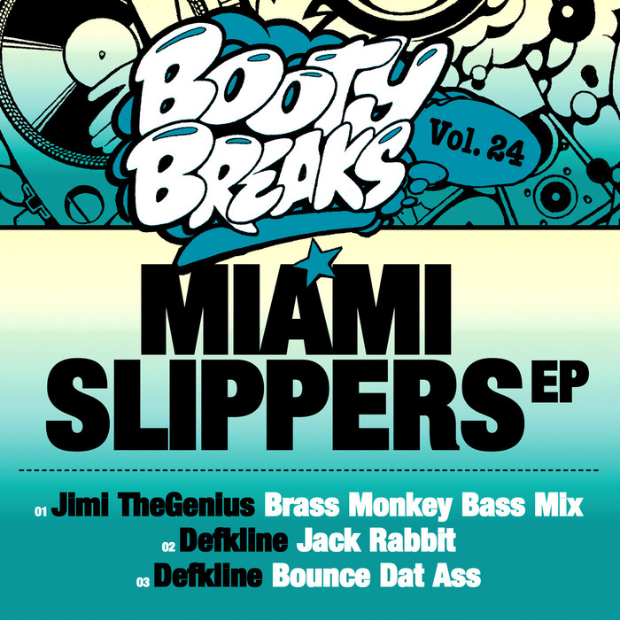 Download Jimi TheGenius, Defkline - Miami Slippers EP mp3