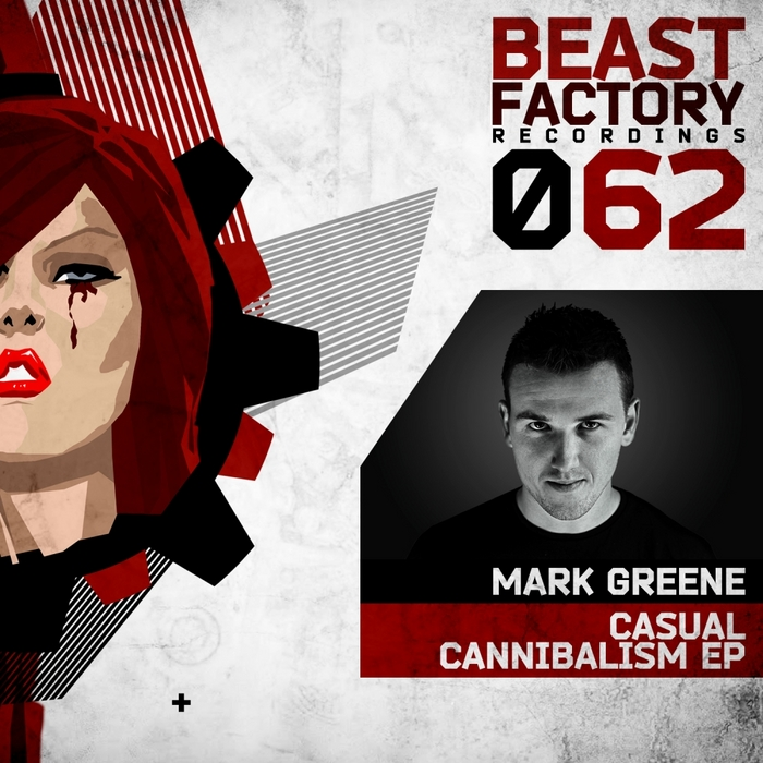 GREENE, Mark - Casual Cannibalism EP